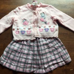 Skirt & Sweater Combo (Toddler)
